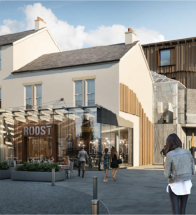 Roost – the Fold Kendal