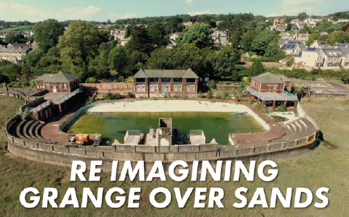 Re-imagining range over sands
